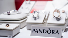 Currently, 71% of the silver and gold in Pandora's jewellery comes from recycled source